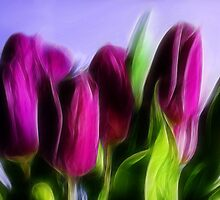 Calling of Spring by BethBernier