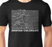 Denver Colorado, Unknown Ranges Unisex T-Shirt