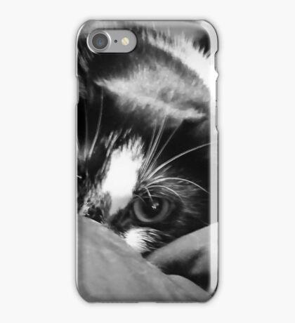 Lil ol brite eyes iPhone Case/Skin