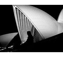 Shapes of Sydney Photographic Print