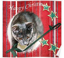 Happy Christmas wishes Poster