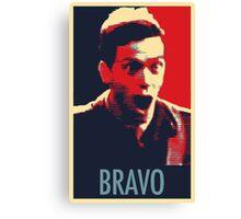 """Bravo!"" Canvas Print"
