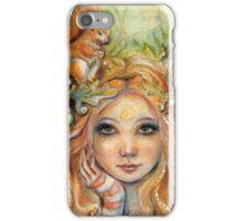 Gina Ginger iPhone Case/Skin