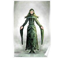 Fantasy Elf Poster