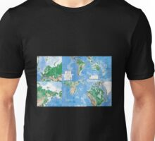 The World Is A Mixed Up Place Unisex T-Shirt