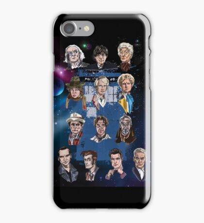 Lords of Time Collective iPhone Case/Skin