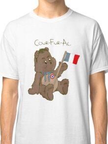 Cour-Fur-Ac Classic T-Shirt