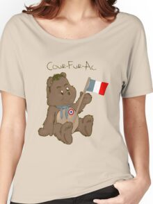 Cour-Fur-Ac Women's Relaxed Fit T-Shirt