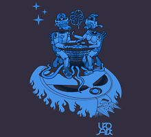 Naked Brunch | UFOART series | mono Unisex T-Shirt