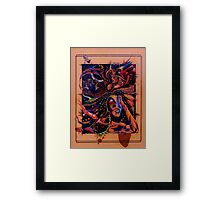 Night Dreams Framed Print