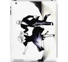 Skeleton Swing iPad Case/Skin