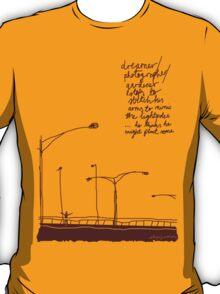 'Planting Light Poles' T-Shirt