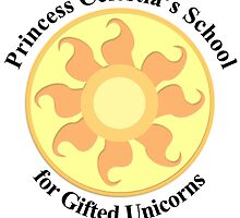 Princess Celestia's School for Gifted Unicorns by DresdenRahl