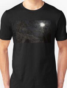 Mystery Moon Unisex T-Shirt