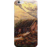 Hardtack Homestead iPhone Case/Skin