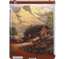 Hardtack Homestead iPad Case/Skin