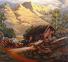 Hardtack Homestead by Susan Bergstrom