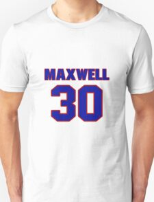 National baseball player Justin Maxwell jersey 30 T-Shirt