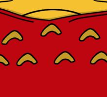Toto Pooh Sticker