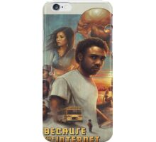Donald Glover/Childish Gambino - Because The Internet iPhone Case/Skin