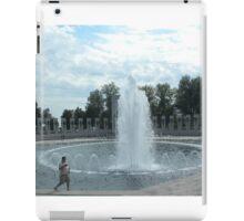 World War II Memorial iPad Case/Skin