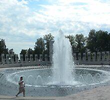 World War II Memorial by OnTheRoadAgain