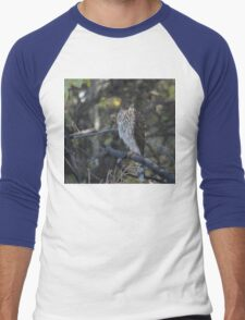 Do you see what I see? Men's Baseball ¾ T-Shirt