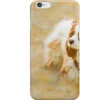 Dezi in Autumn iPhone Case/Skin