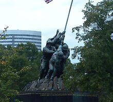 Iwo Jima by OnTheRoadAgain