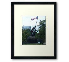 Iwo Jima Framed Print
