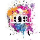 Colorful Taj  by geniusloci