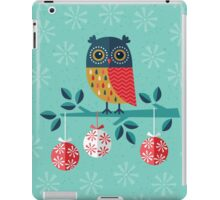 Whoo-Hoo It's Christmas! iPad Case/Skin