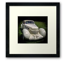 1936 Cord Automobile Framed Print