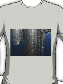 Upside Down Toronto Abstract T-Shirt