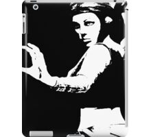 I will defend the weak because I am strong iPad Case/Skin