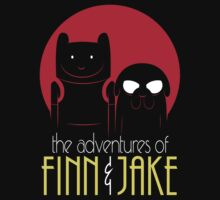 The Adventures of Finn and Jake shirt phone ipad case mug poster by lavalamp