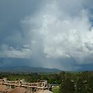 Storm over the Tinaroo Hills by Chris Cohen
