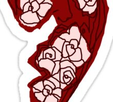 'Ruby Rose' Sticker