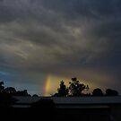 Rainbow after the Storm by Chris Cohen