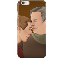 Baby, it's cold outside iPhone Case/Skin