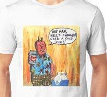 a new hell Unisex T-Shirt