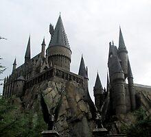 Castle by IAmErika