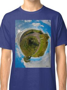 Country Roads - Killea Crossroads, Derry, N. Ireland Classic T-Shirt