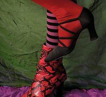 Hot Feet by Soxy Fleming