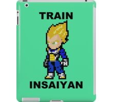 Super Saiyan Vegeta 8MB - Train Insaiyan iPad Case/Skin