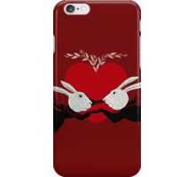 Perils of Passion Bunny Love iPhone Case/Skin
