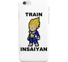 Super Saiyan Vegeta 8MB - Train Insaiyan iPhone Case/Skin