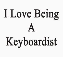 I Love Being A Keyboardist  by supernova23