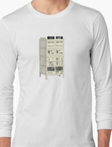 The Alex 9000 Computer c1981 Long Sleeve T-Shirt