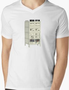 The Alex 9000 Computer c1981 Mens V-Neck T-Shirt
